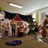 Vánoční pohádka v MŠ - divadlo Letadlo