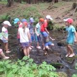 Škola v přírodě - Den 2.