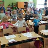 Berušky - návštěva 1.třídy